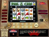 Reel in the Cash 5 Lines CryptoLogic Slot