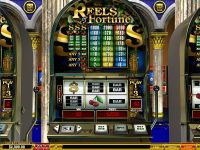 Reels of Fortune PlayTech Slot