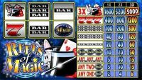Reels of Magic Microgaming Slot