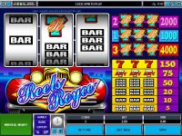 Reels Royce Microgaming Slot