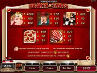 Rhyming Reels - Hearts and Tarts Microgaming Slot