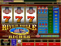 River Belle Riches Microgaming Slot