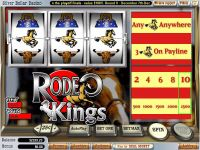 Rodeo Kings Vegas Technology Slot