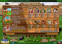 Rough Rugby 888 Slot