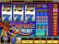 Sahara's Secret Microgaming Slot