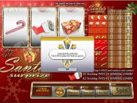 Santa's Surprise Saucify Slot