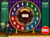Scoop the Cash Microgaming Slot