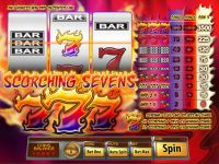 Scorching Sevens Saucify Slot