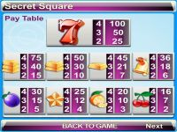 Secret Square Byworth Slot