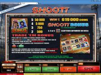Shoot! Microgaming  Slot