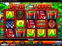 Snakes and Ladders 888 Slot