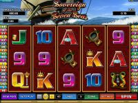 Sovereign of the Seven Seas Microgaming Slot