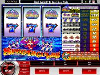 Spectacular Microgaming Slot