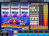 Spectacular Wheel of Wealth Microgaming Slot