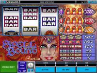Spell Bound Microgaming Slot