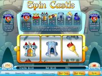Spin Castle Byworth Slot