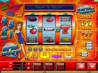 Spin Crazy Microgaming Slot