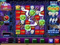 Spooks and Ladders Microgaming Slot