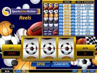Sports InterAction Reels PlayTech Slot