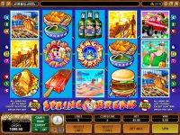 Spring Break Microgaming Slot