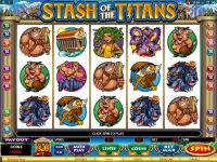 Stash of the Titans Microgaming Slot