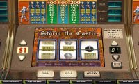 Storm the Castle CryptoLogic Slot