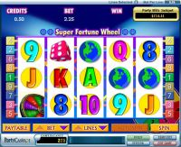 Super Fortune Wheel bwin.party Slot