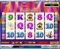 Super Joker bwin.party Slot