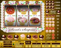 Sweet Surprise 3 Lines Topgame Slot