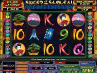 Sword of the Samurai NuWorks Slot