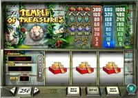 Temple of Treasures PlayTech Slot