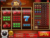 Ten Times Wins Rival  Slot