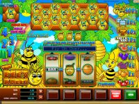 The Bees Knees Microgaming Slot