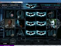 The Dark Knight Microgaming Slot