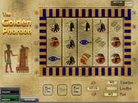 The Golden Pharaoh DGS Slot