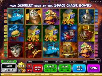 The Great Galaxy Grab Microgaming Slot