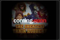 The Greatest Train Robbery Red Tiger Gaming Slot