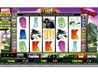 The Incredible Hulk bwin.party Slot
