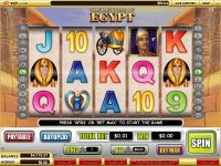 The Last King of Egypt WGS Technology Slot