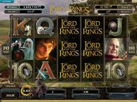 The Lord of the Rings Microgaming Slot