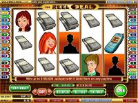 The Reel Deal WGS Technology Slot