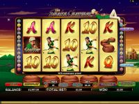 The Snake Charmer Amaya Slot