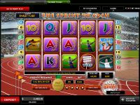 The Sprint To Cash 888 Slot