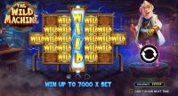 The Wild Machine Pragmatic Play Slot