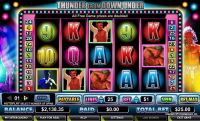 Thunder Down Under CryptoLogic Slot