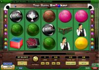 Top Spin Snooker 888 Slot