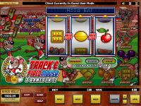 Track and Fieldmouse Microgaming Slot