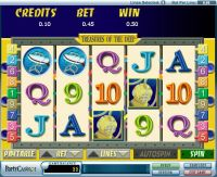 Treasures of the Deep bwin.party Slot