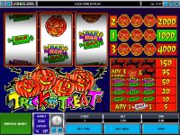 Trick or Treat Microgaming Slot