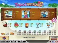 Tropical Holiday Play'n GO Slot